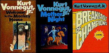 Kurt Vonnegut Collage
